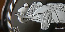 Citroën Münze
