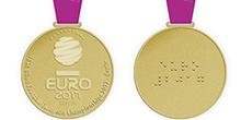 Blindensport Medaille