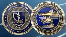 Maritime Bundeswehr Coins