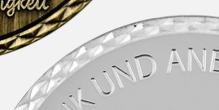 Diamantschliff Rand